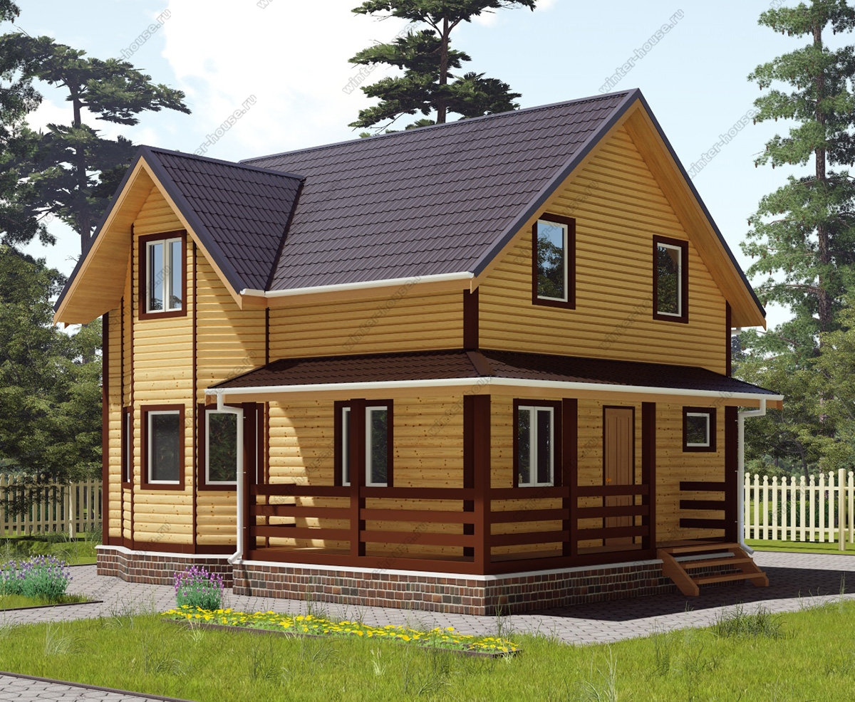 Дом из бруса проекты фото саранск