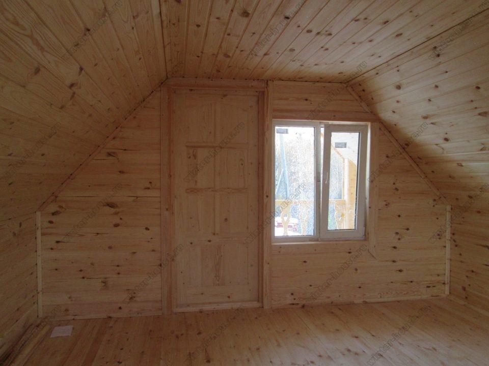 Строительство домов из бруса в Твери фото3