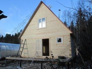 Строительство домов с мансардой в Ярославле