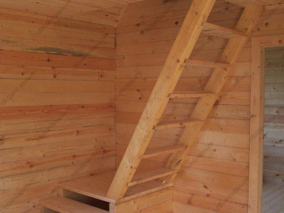 Строительство домов из профилированного бруса во Владимирской области фото3