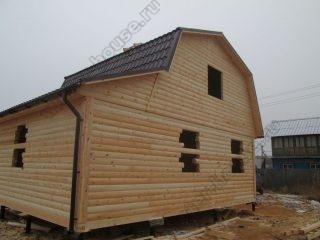 Строительство домов из бруса в Ивановской области