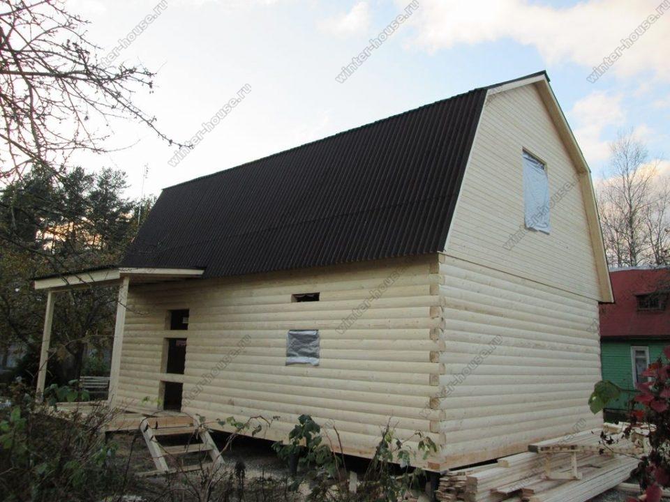 Строительство деревянных домов в Тульской области