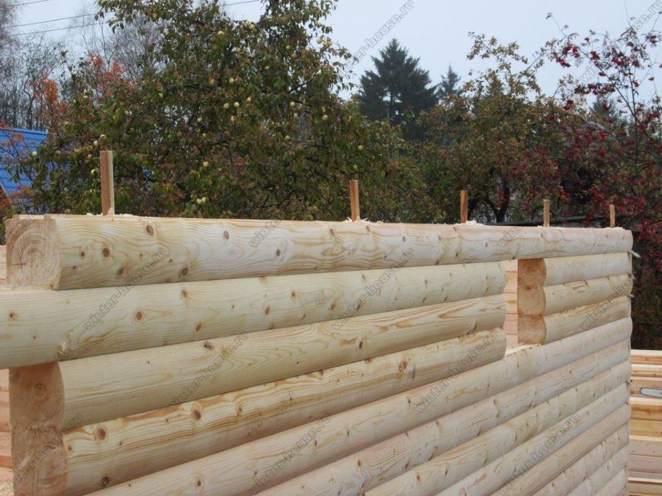 Строительство деревянных домов в Тульской области фото2