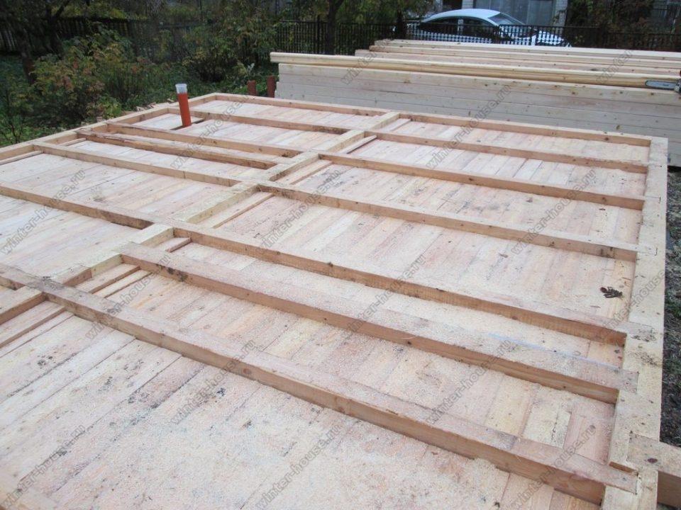 Строительство деревянных домов в Тульской области фото3