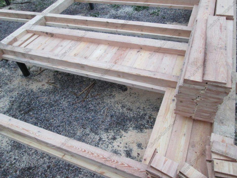 Строительство деревянных домов в Тульской области фото6
