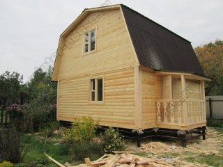 Строительство деревянных домов в Смоленске