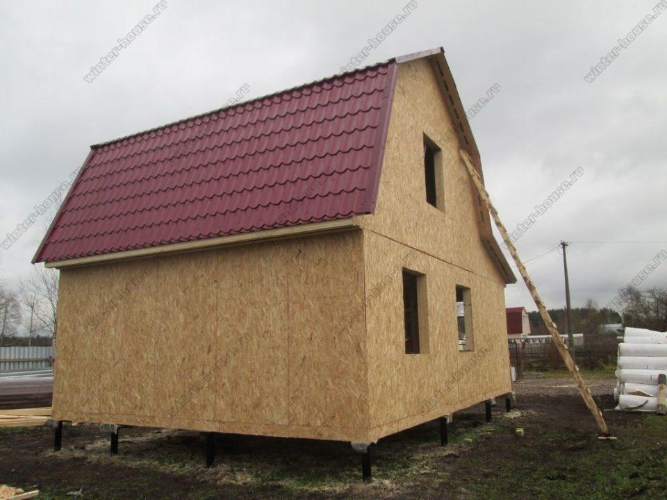 Строительство каркасных домов во Владимирской области фото3