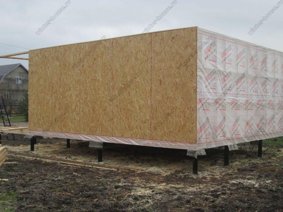 Строительство каркасных домов во Владимирской области фото2