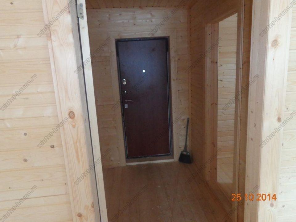 Строительство каркасных домов в Рязанской области фото1