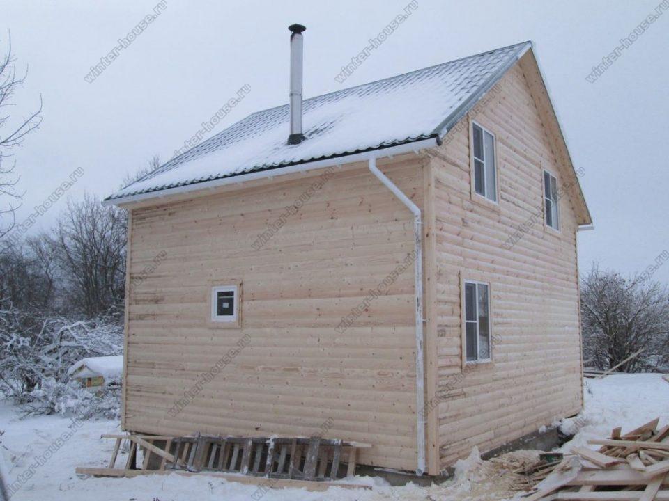 Строительство каркасных домов в Тульской области фото3