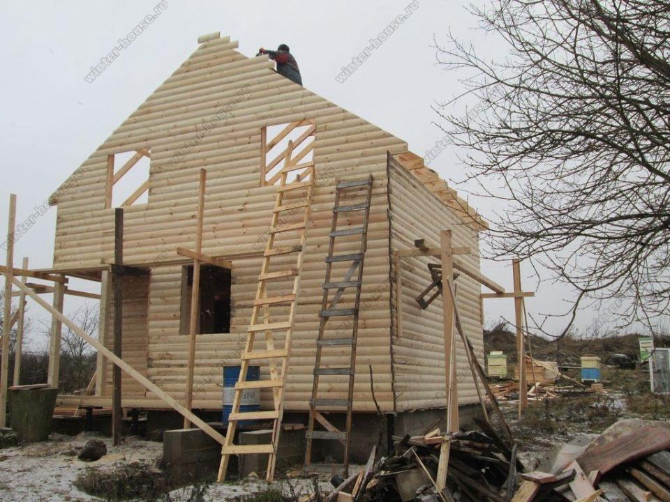 Строительство каркасных домов в Тульской области фото2