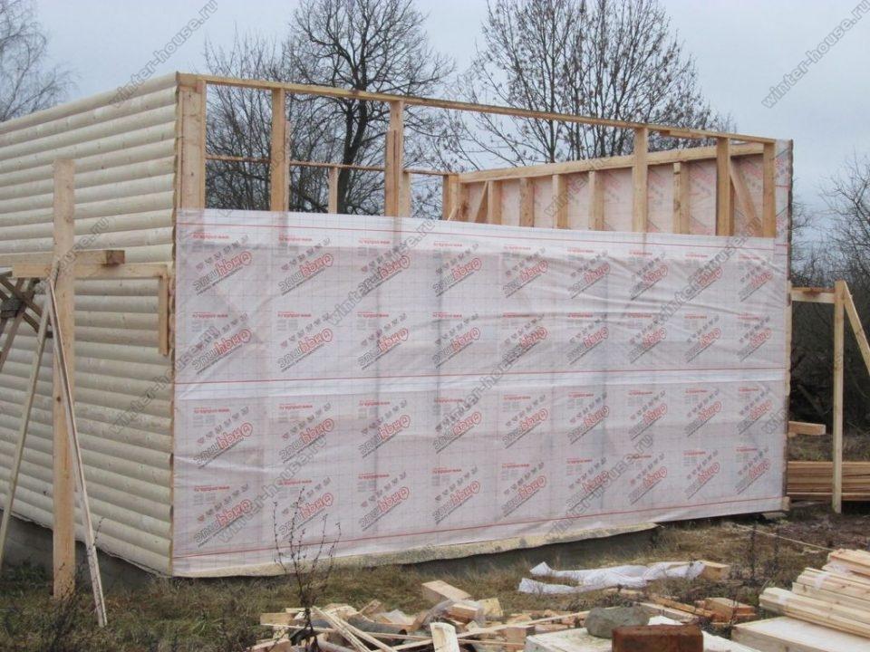 Строительство каркасных домов в Тульской области фото1