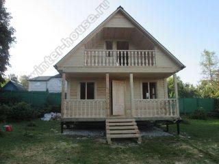 Строительство домов из профилированного бруса в Твери