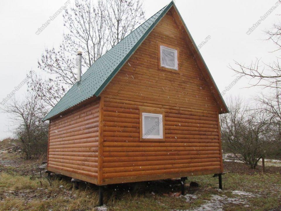 Строительство домов из бруса в Калужской области