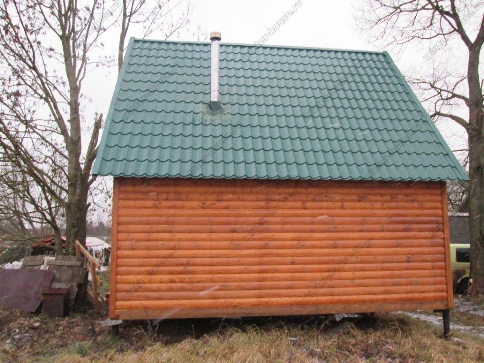 Строительство домов из бруса в Калужской области фото2
