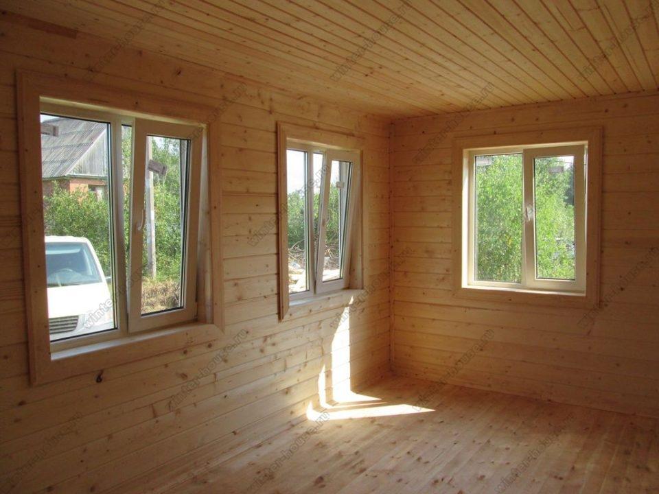 Строительство каркасных домов в Тверской области фото3