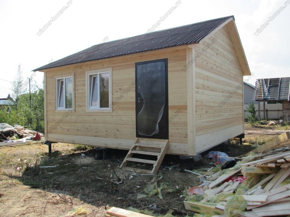 Строительство каркасных домов в Тверской области