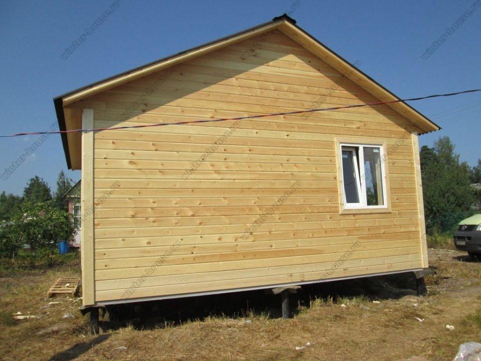 Строительство каркасных домов в Тверской области фото1
