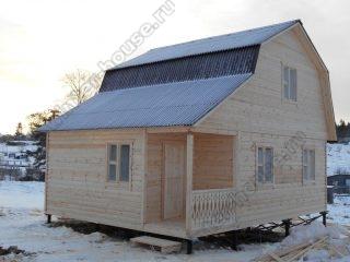 Строительство домов под ключ в Ивановской области