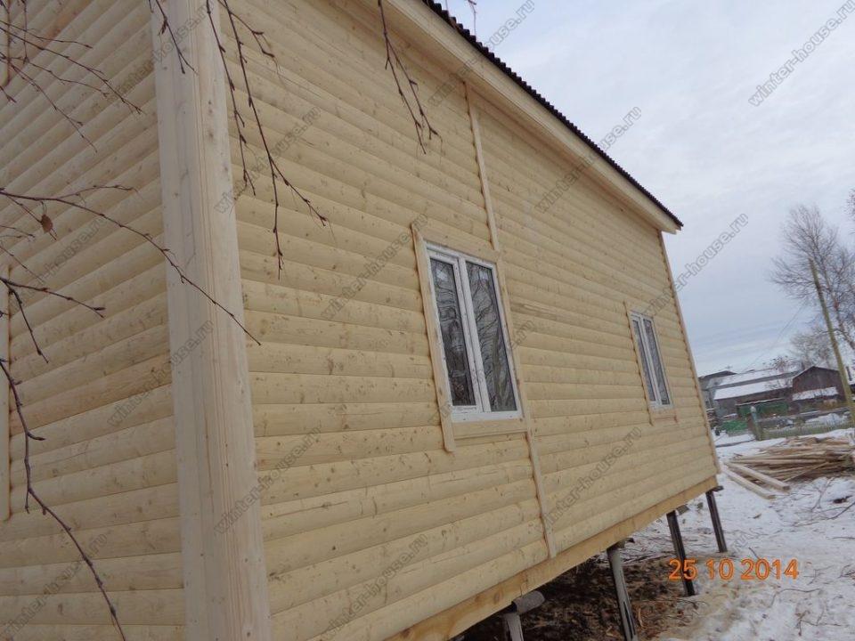 Строительство каркасных домов в Смоленской области фото2