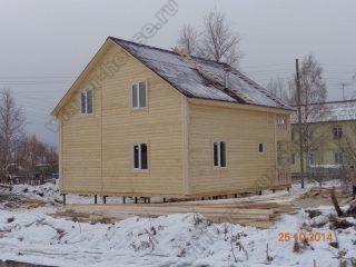 Строительство каркасных домов в Смоленской области