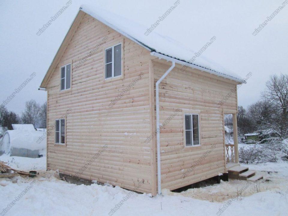 Строительство каркасных домов в Ивановской области фото1