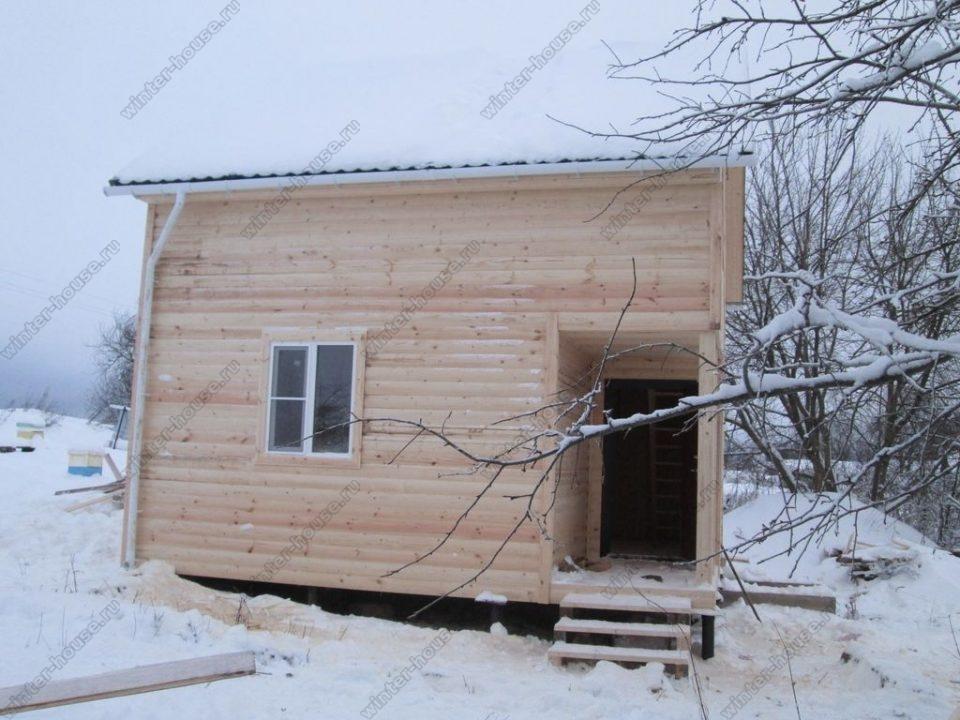 Строительство каркасных домов в Ивановской области