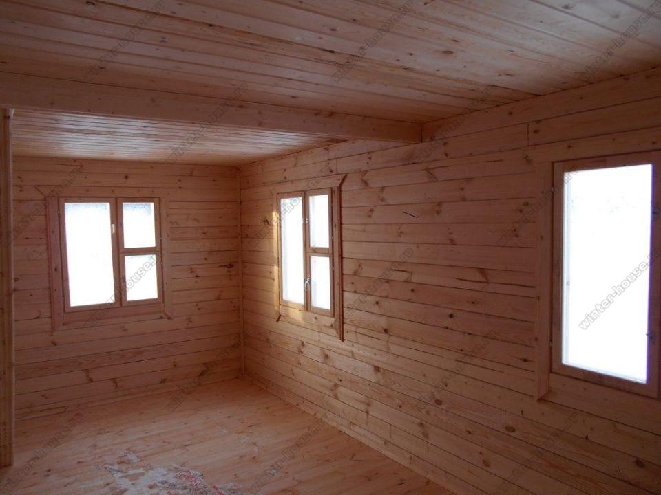 Строительство домов из бруса в Смоленской области фото1