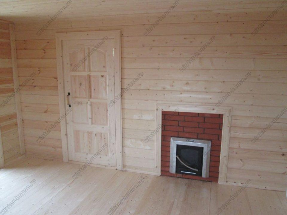 Небольшие дома из бруса под ключ проекты и цены Москва