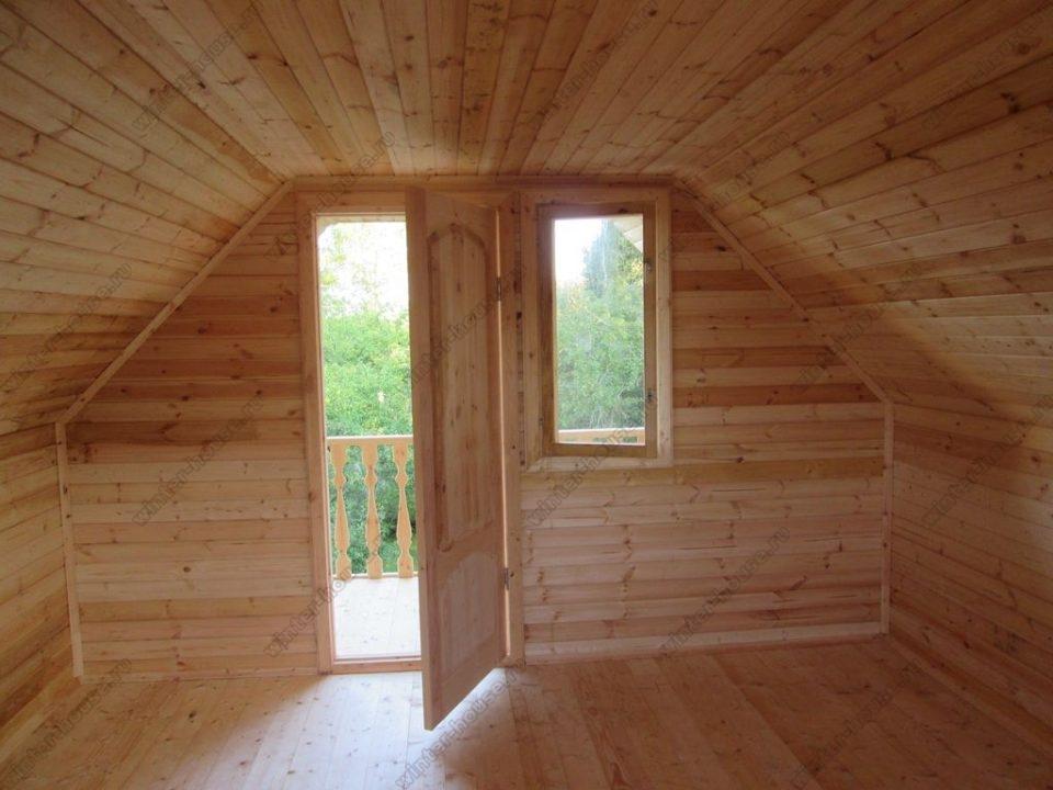 Дома из бруса 150х150 под ключ проекты и цены фото1