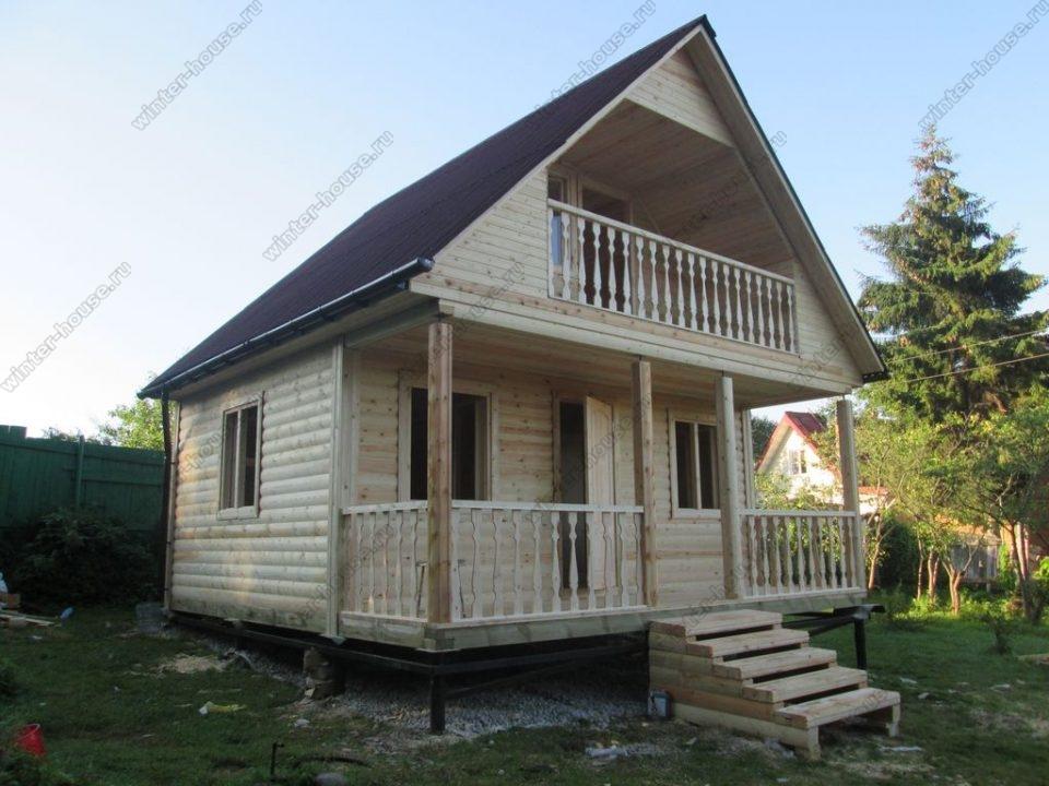 Дома из бруса 150х150 под ключ проекты и цены