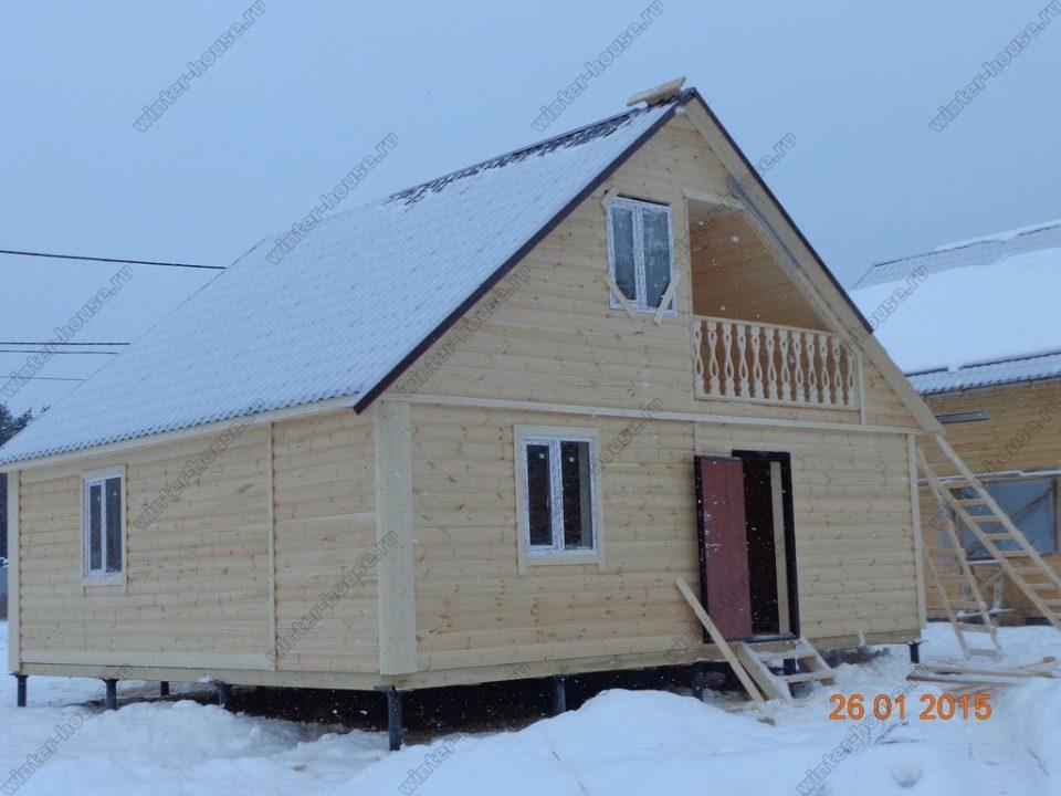 Каркасные дома по Канадской технологии проекты фото и цены
