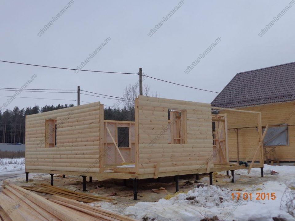 Каркасные дома по Канадской технологии проекты и цены фото1