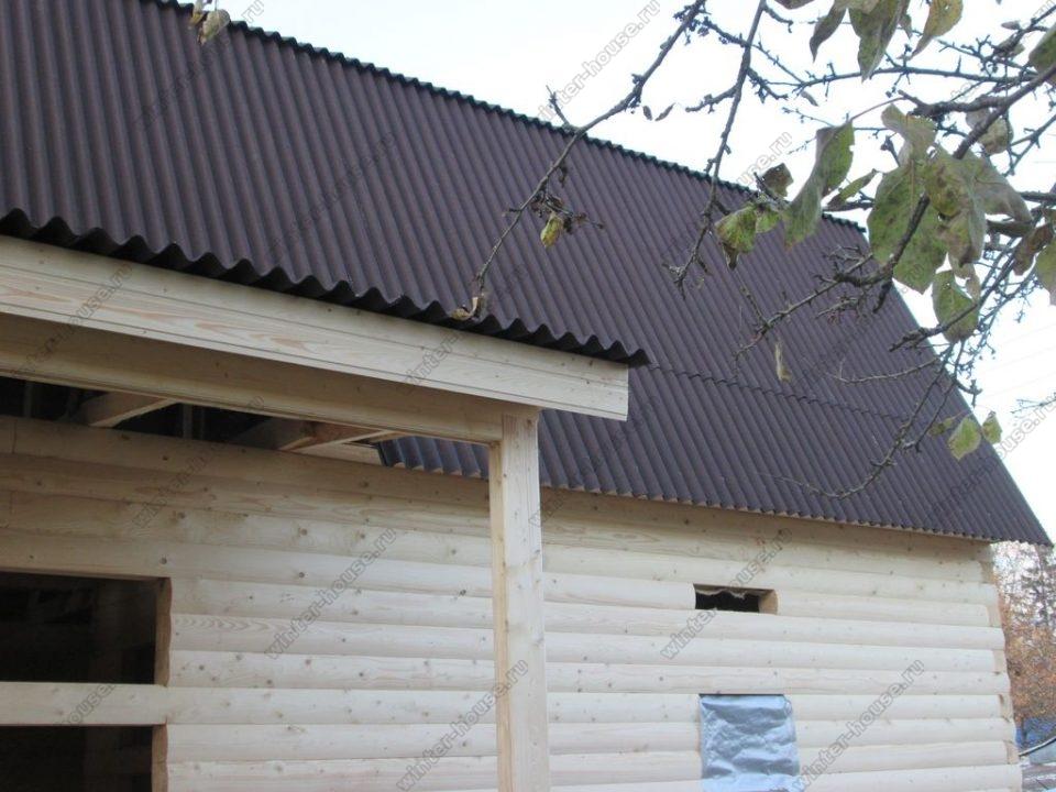 Построить дом из бруса под ключ недорого для постоянного проживания фото4