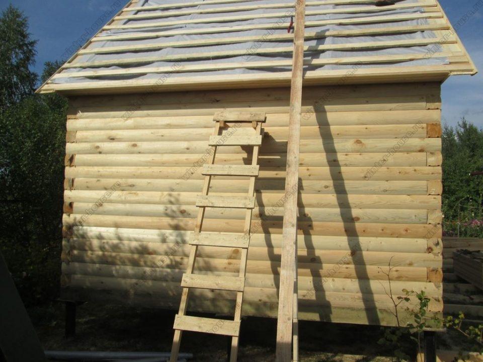 Жилые дома из бруса под ключ проекты и цены фото1
