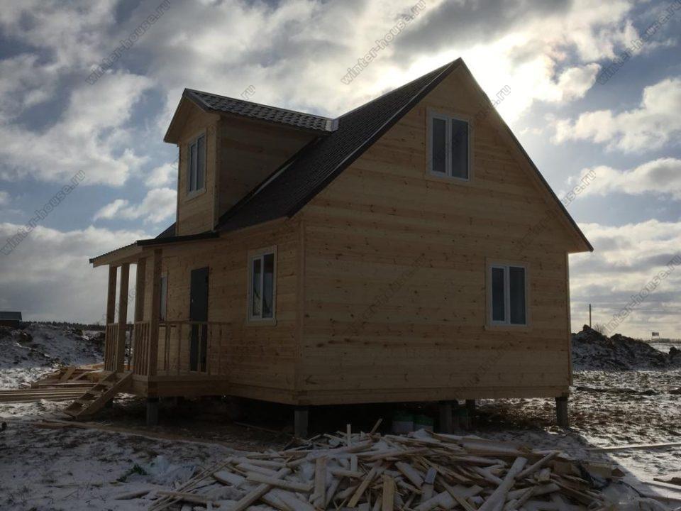 Фото каркасного дома для зимнего проживания под ключ проекты и цены
