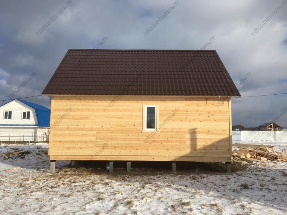 Фото2 каркасного дома для зимнего проживания под ключ проекты и цены