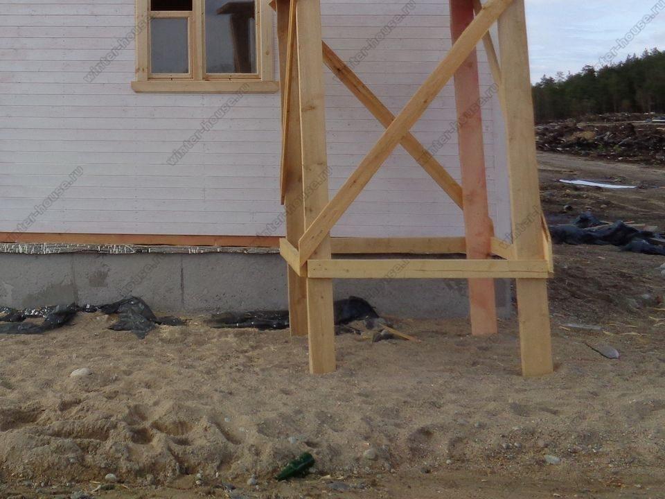 Строительство каркасных домов под ключ в Касимове проекты и цены