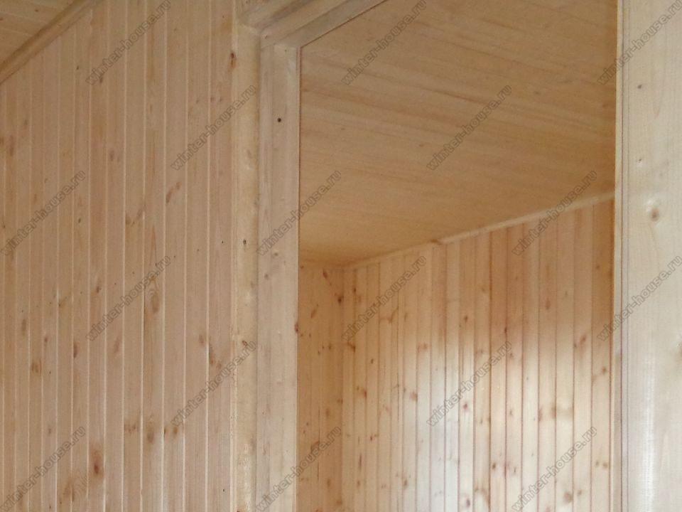 Строительство каркасных домов под ключ в Спас-Клепиках проекты и цены