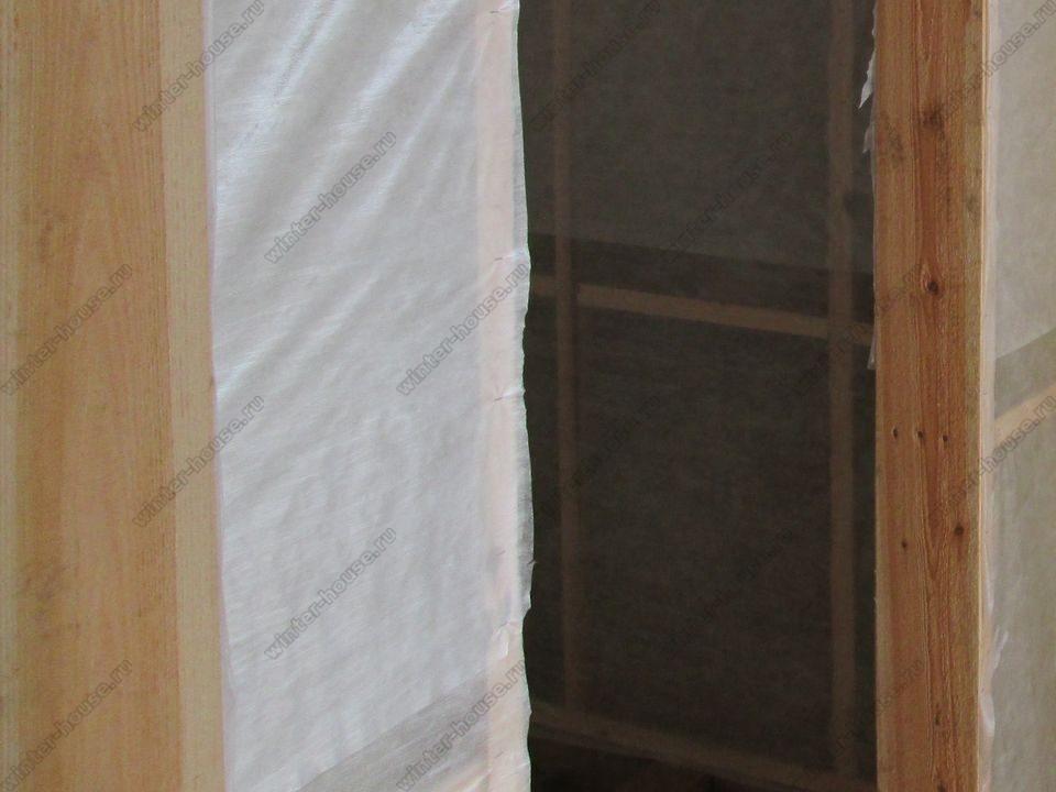 каркасный дом построенный в г Жиздра фото