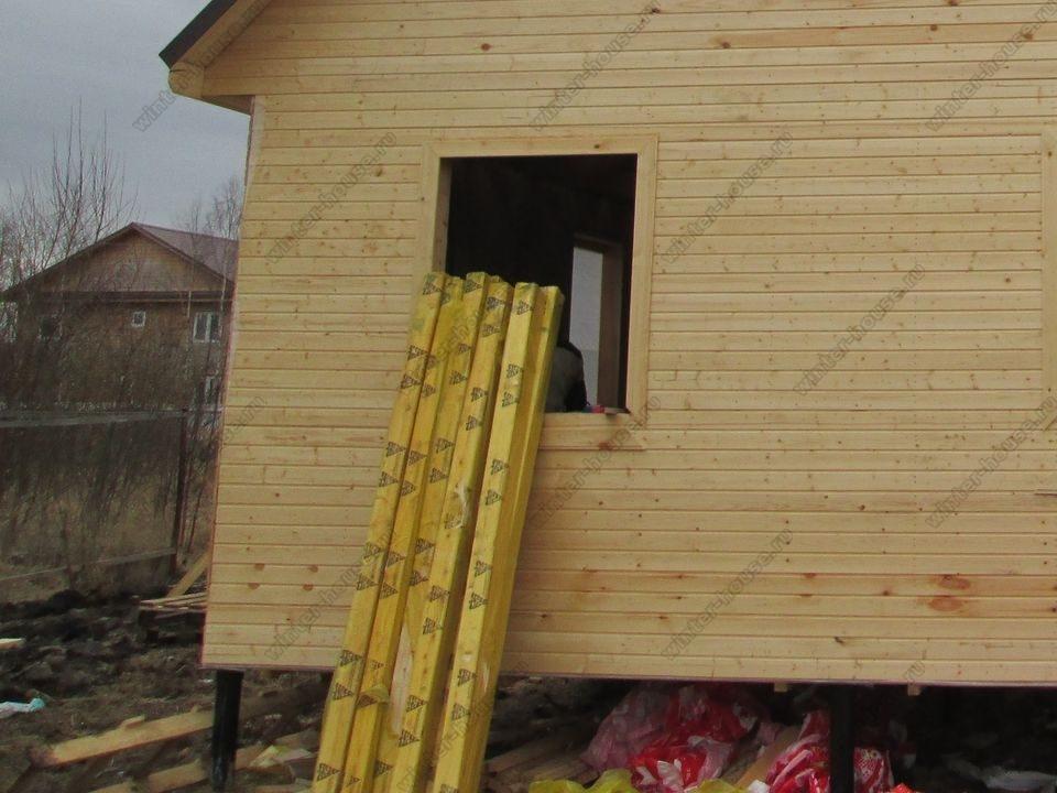 Строительство каркасных домов под ключ в Людиново проекты и цены