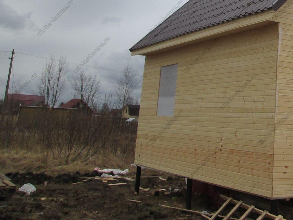 Строительство каркасных домов под ключ в Сосенском проекты и цены