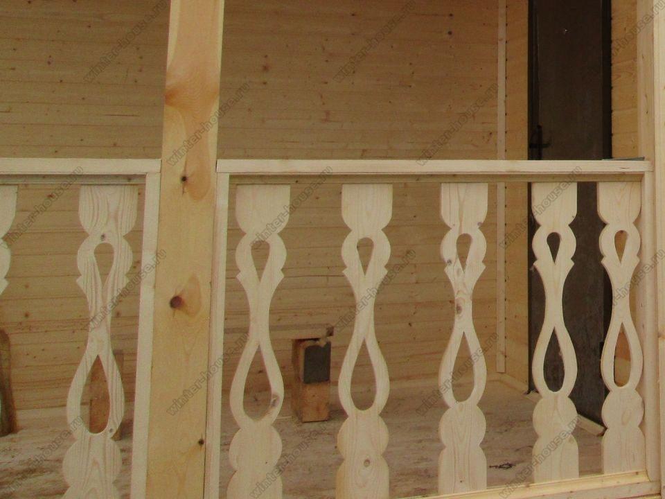 каркасный дом построенный в г Струнино фото