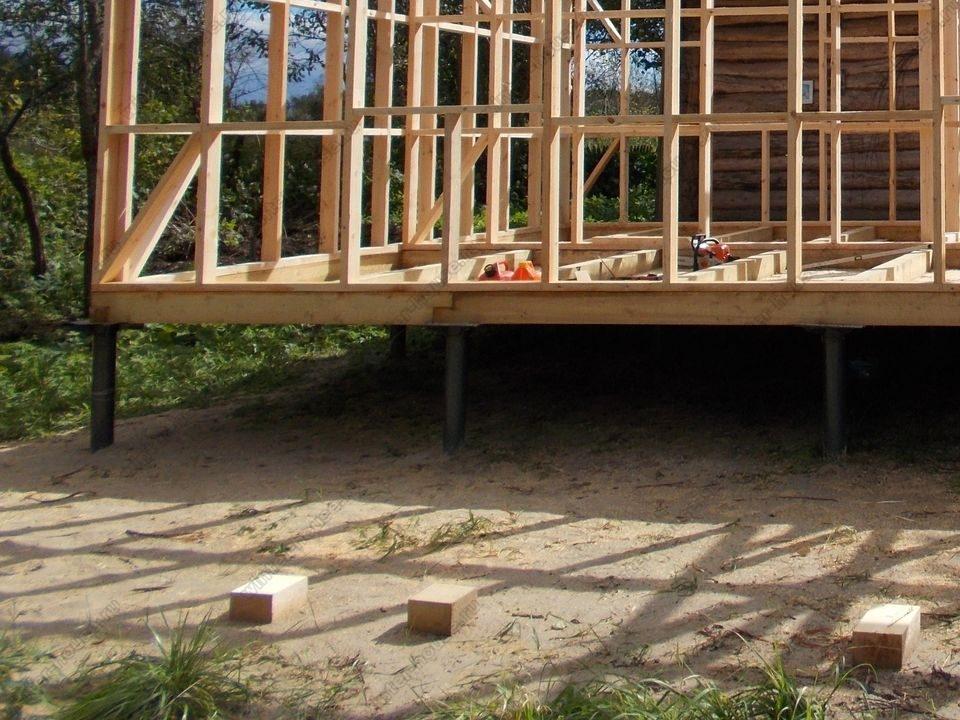 Строительство каркасных домов под ключ в Рыбное проекты и цены