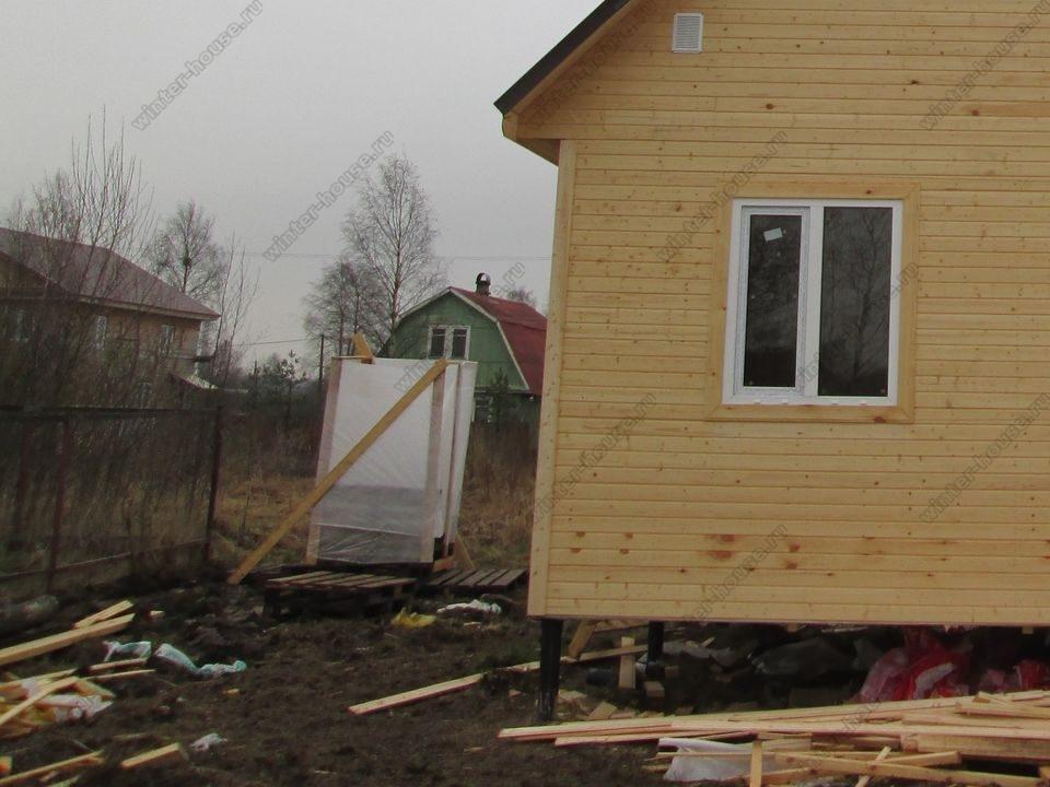 Строительство каркасных домов под ключ в Юхнове проекты и цены