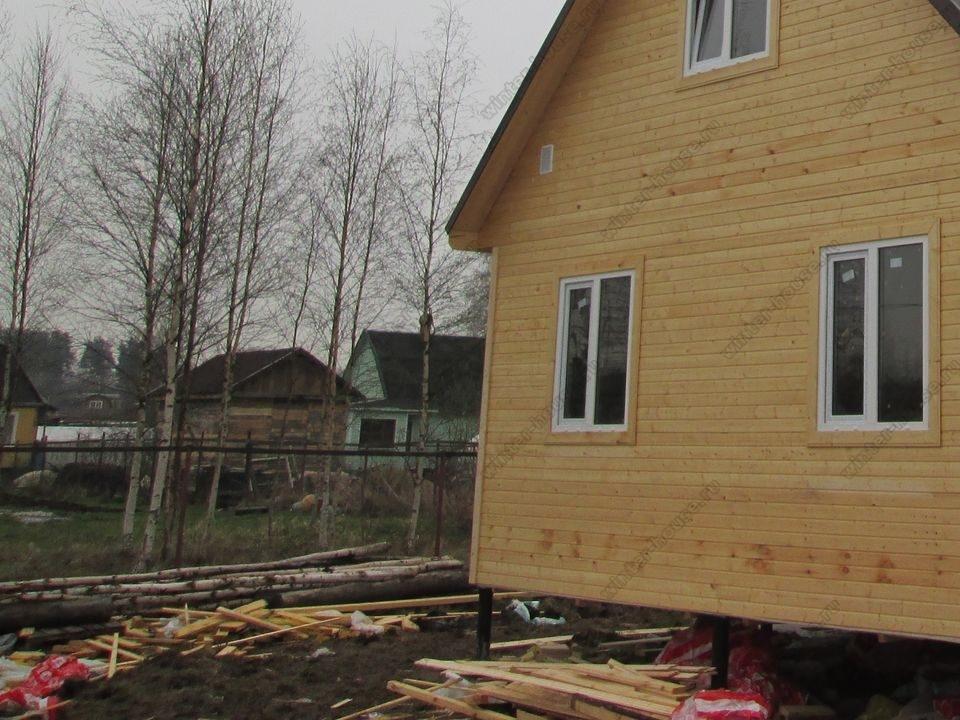 Строительство каркасных домов под ключ в Обнинске проекты и цены
