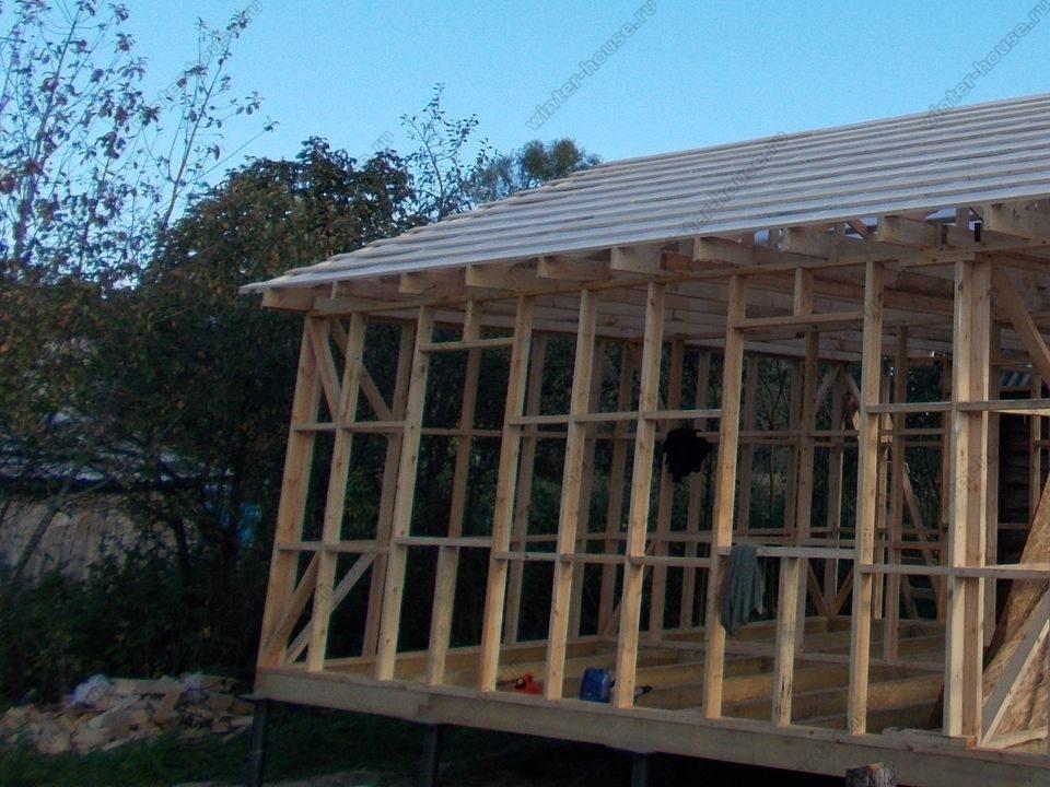 Строительство каркасных домов под ключ в Михайлове проекты и цены
