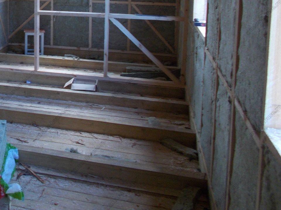 каркасный дом построенный в г Ликино-Дулёво фото