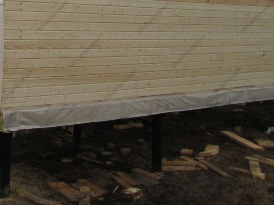 Строительство каркасных домов под ключ в Киржаче проекты и цены