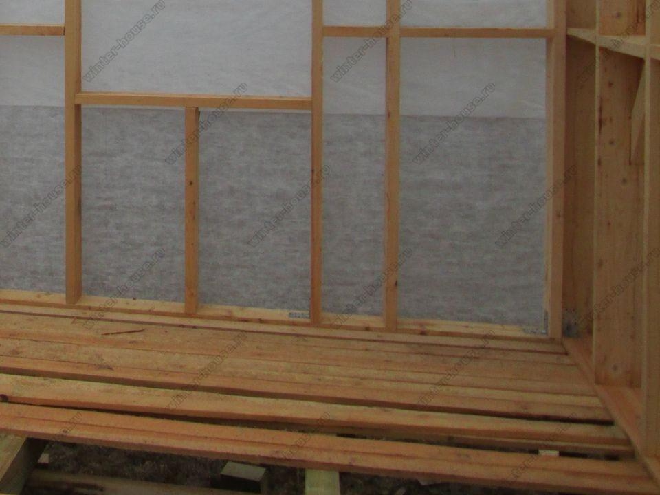 каркасный дом построенный в г Суздаль фото